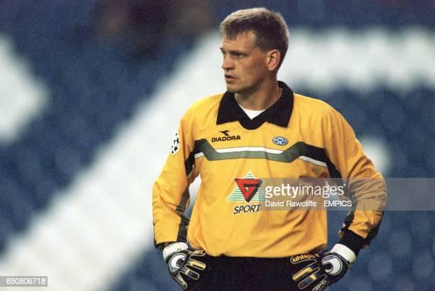 Morten Bakke Molde goalkeeper