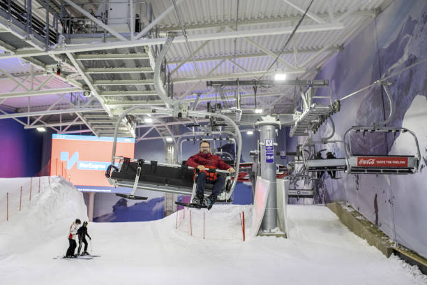 NOR: No Snow Means Now Even Norwegians Are Skiing Indoors in Winter