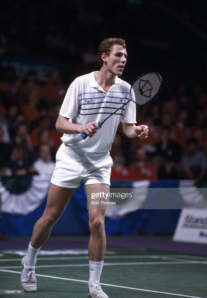 Morten Frost - All England Badminton Championships : News Photo