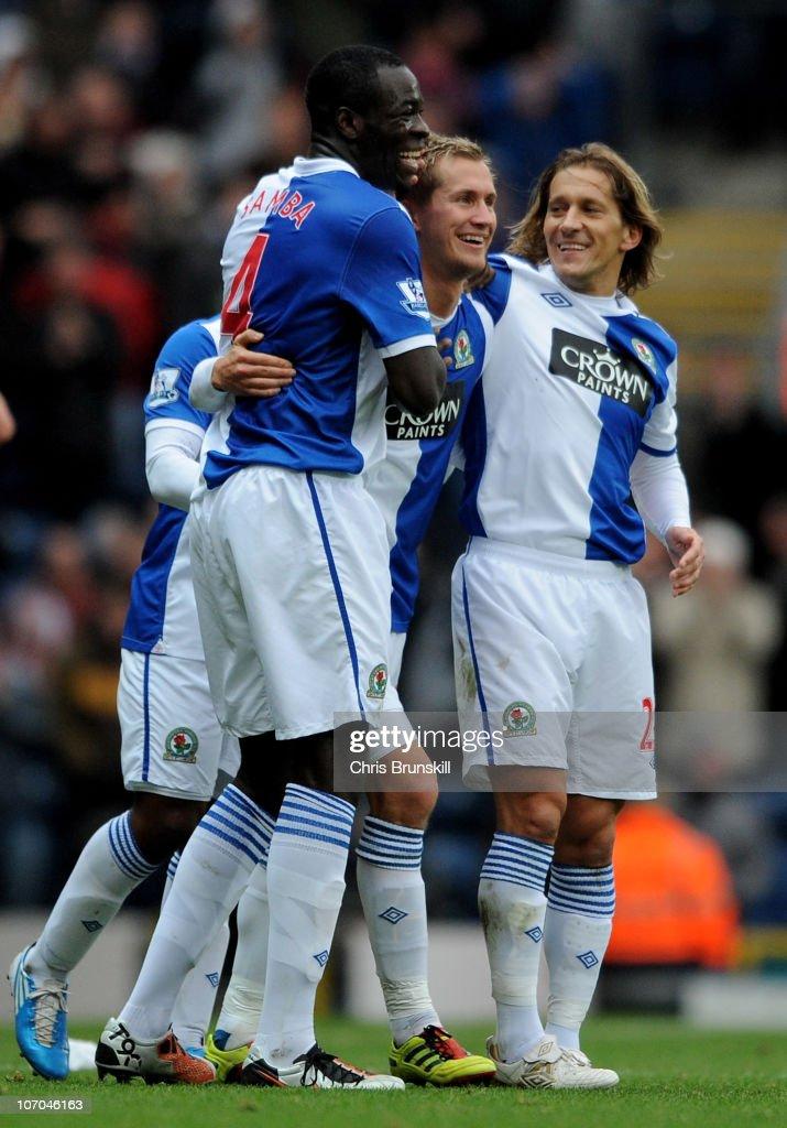 Blackburn Rovers v Aston Villa - Premier League