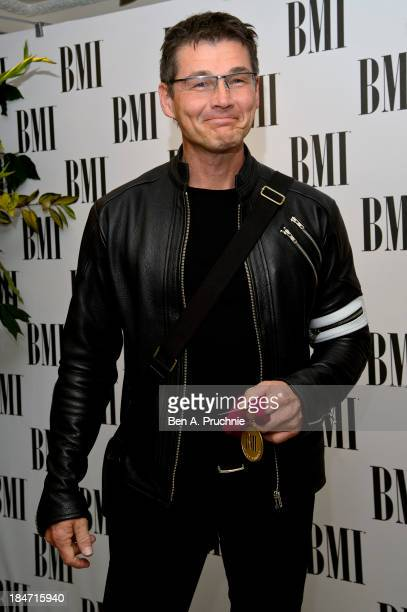 Morten Harket attends the BMI Awards at The Dorchester on October 15 2013 in London England