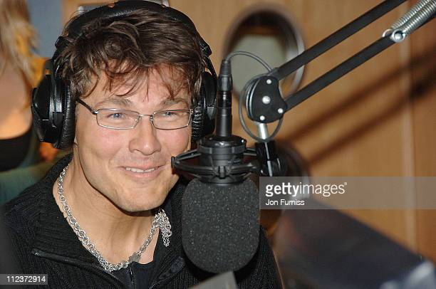 Morten Harket of AHa on Craig Doyle's Capital Radio show