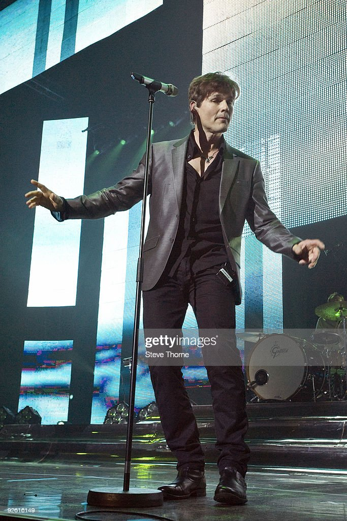 A-Ha Perform In Birmingham