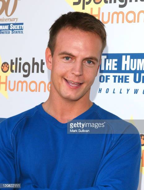 Morten Kublick during 2nd Annual Spotlight Humane Celebrating Cruelty Free Fashion at Hollywood Palladium in Hollywood, California, United States.