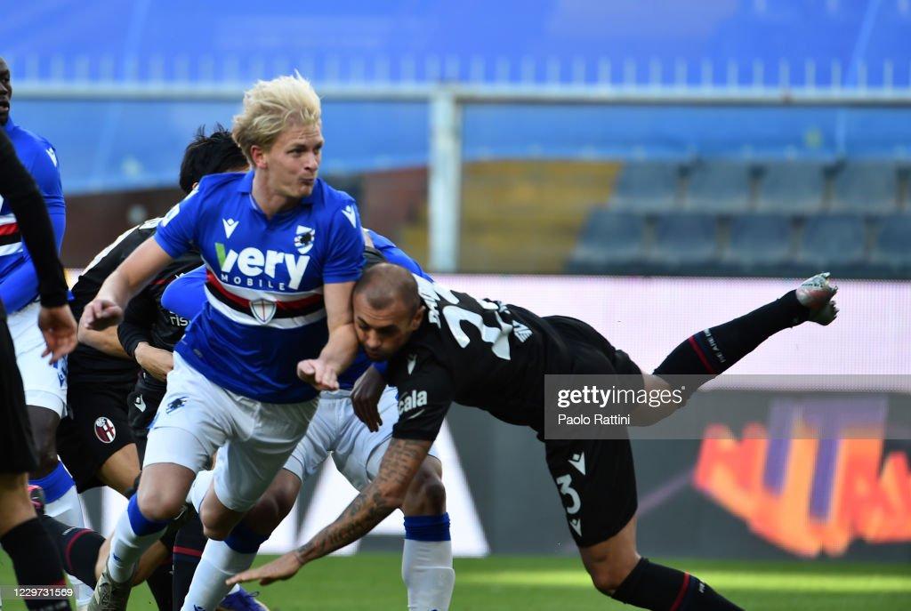 UC Sampdoria v Bologna FC - Serie A : News Photo