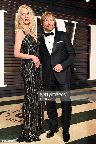 Morten Tyldum director for The Imitation Game attends the 2015 Vanity Fair Oscar Party hosted by Graydon Carter at the Wallis Annenberg Center for...