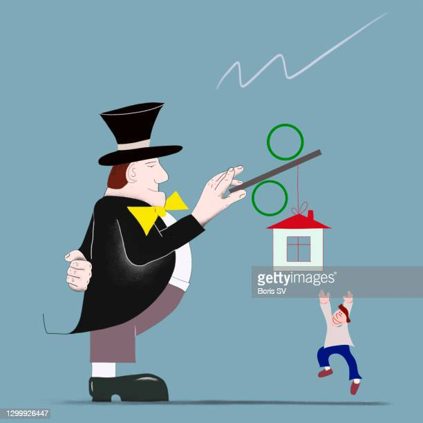 mortgage banking - chubby credit stock pictures, royalty-free photos & images