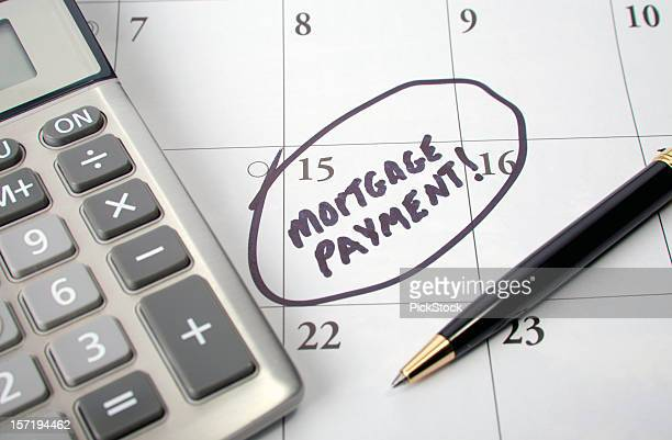 mortgage payment - mortgage stock pictures, royalty-free photos & images