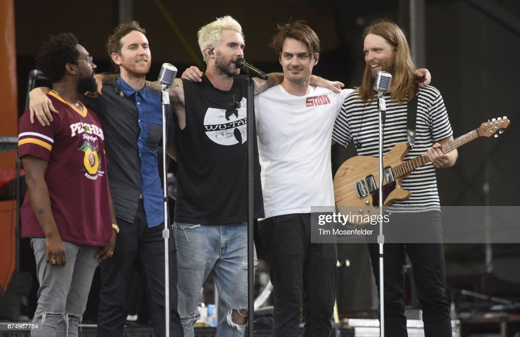 2017 New Orleans Jazz & Heritage Festival - Day 2 : News Photo