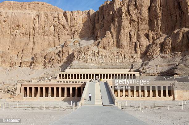 Mortuary Temple of Queen Hatshepsut Luxor Egypt