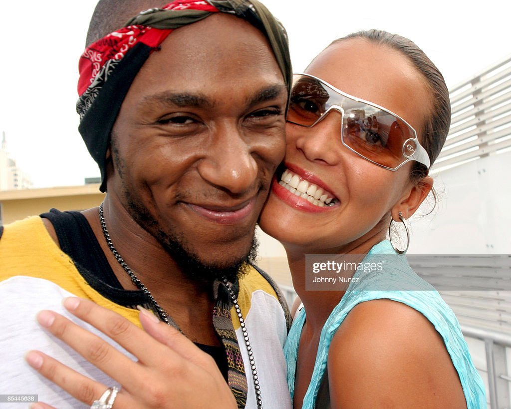 Mos Def and Wife