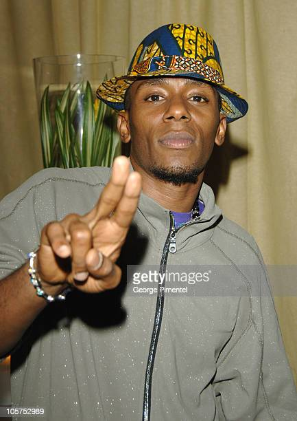 Mos Def during 2005 Toronto Film Festival 'The Matador' Party Hosted by Stuff Magazine in Toronto Canada