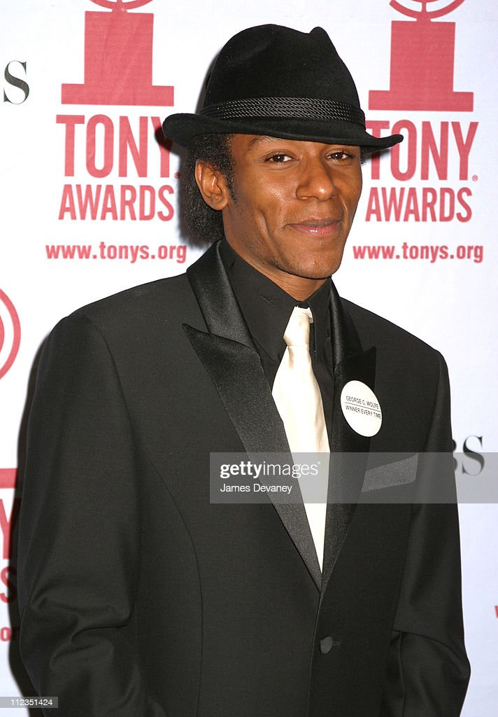 Mos Def during 56th Annual Tony Awards - Press Room at American Theater at Radio City Music Hall in New York City, New York, United States.