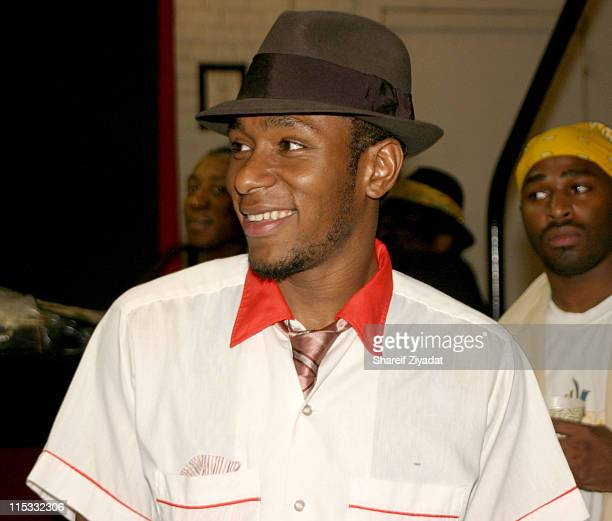 Mos Def during Dave Chappelle and Friends Perform in New York City September 17 2004 at Secret Location in New York United States