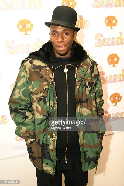 Mos Def during Suede Magazine Presents the Fab 40 Party at Skylight Studio's in New York City New York United States