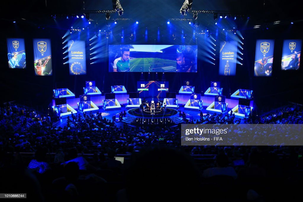 FIFA eWorld Cup Grand Final 2018 : News Photo