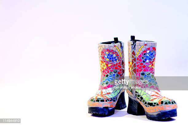 Mosaic Boots