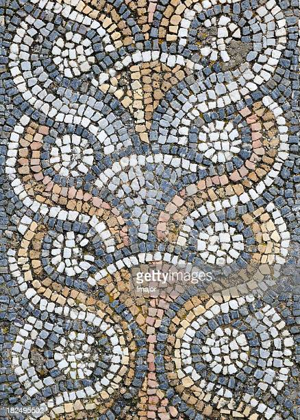 mosaic of aphrodisias - mosaic stock pictures, royalty-free photos & images