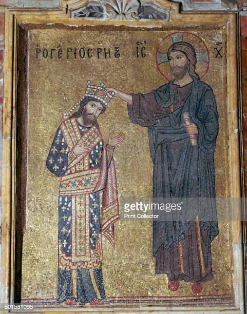 シチリア国王ルッジェーロ2世 ス...