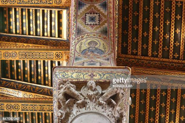 Mosaics in the Cathedral of Monreale
