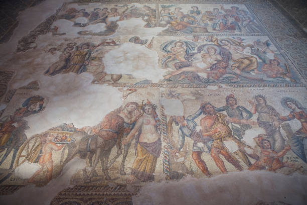 Mosaics of the House of Aion, Paphos Archaeological Park