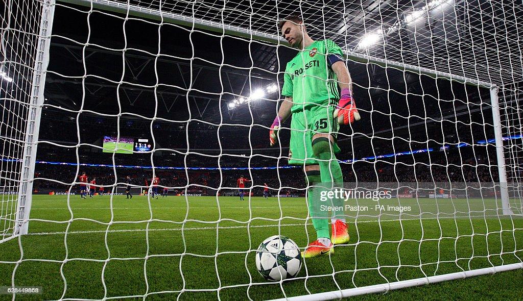 Tottenham Hotspur v CSKA Moscow - UEFA Champions League - Group E - Wembley Stadium : News Photo