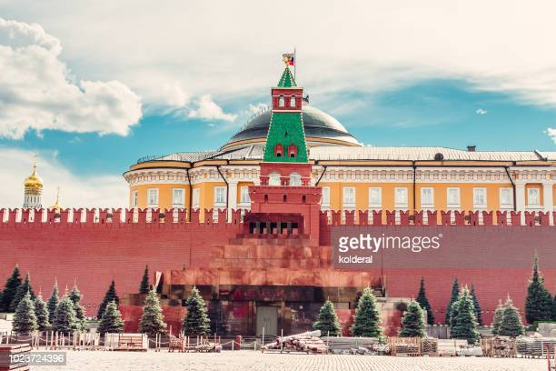 moscow kremlin - former soviet union stock pictures, royalty-free photos & images