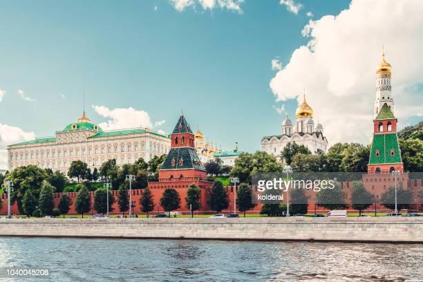 moscow kremlin - 大クレムリン宮殿 ストックフォトと画像