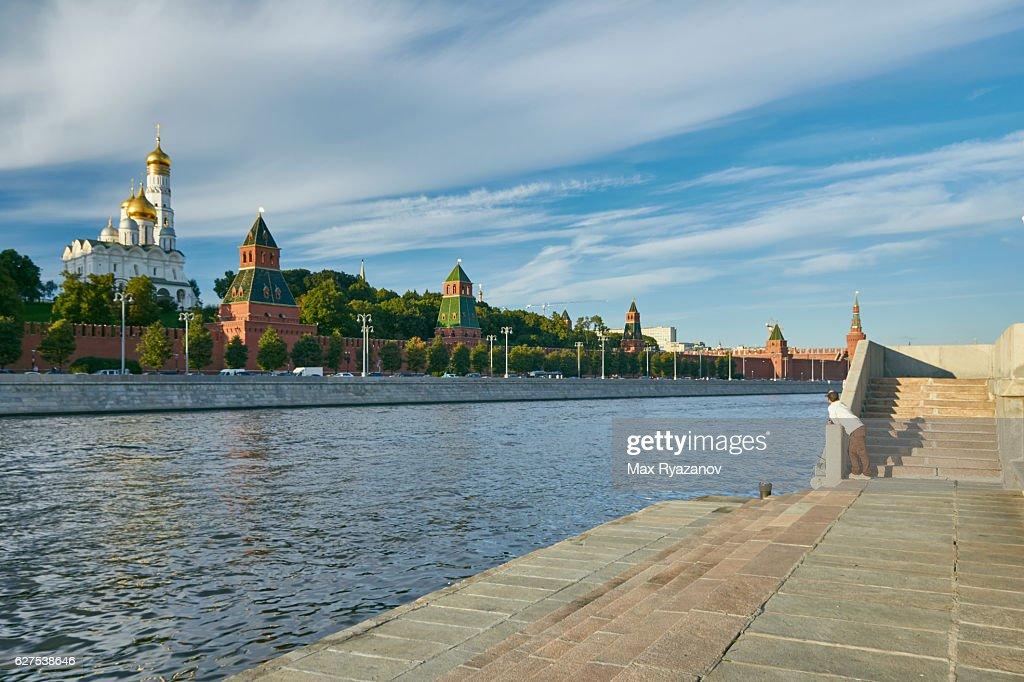 Moscow Kremlin : Stock Photo