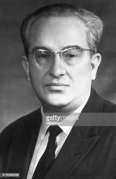 New KGB Chief Leading party ideologist Yuri N Andropov was named chief of Russia's secret police the Kremlin announced May 19th Andropov's...