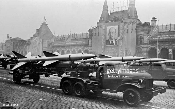 Moscow November 7 1957
