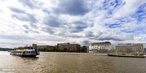 Moscow river boats