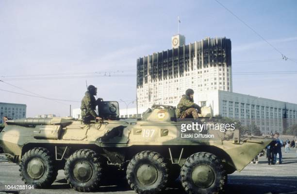 Russian constitutional crisis Political standoff between the Russian president Boris Yeltsin and the Supreme Soviet of Russia concerning the shape of...