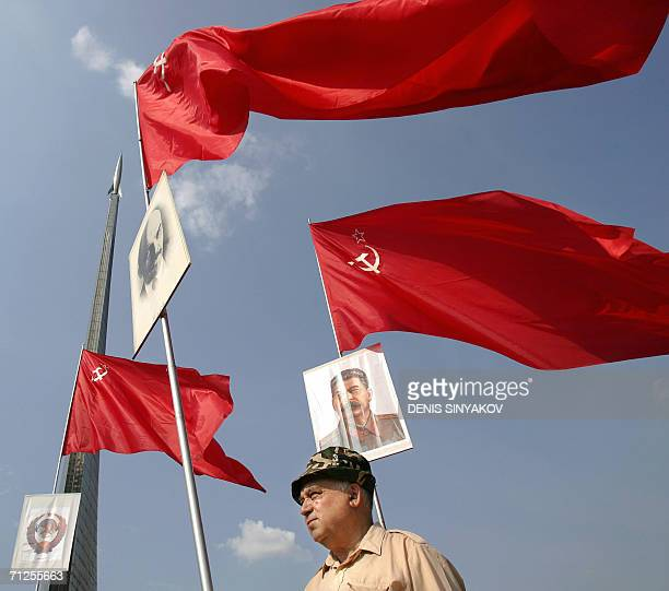 Stalin Symbol Stock Photos And Pictures Getty Images