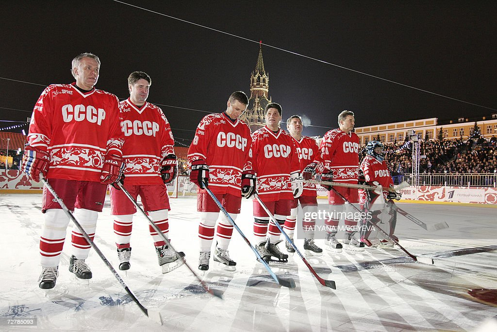 431805626  Great five -Viacheslav Fetisov (L)