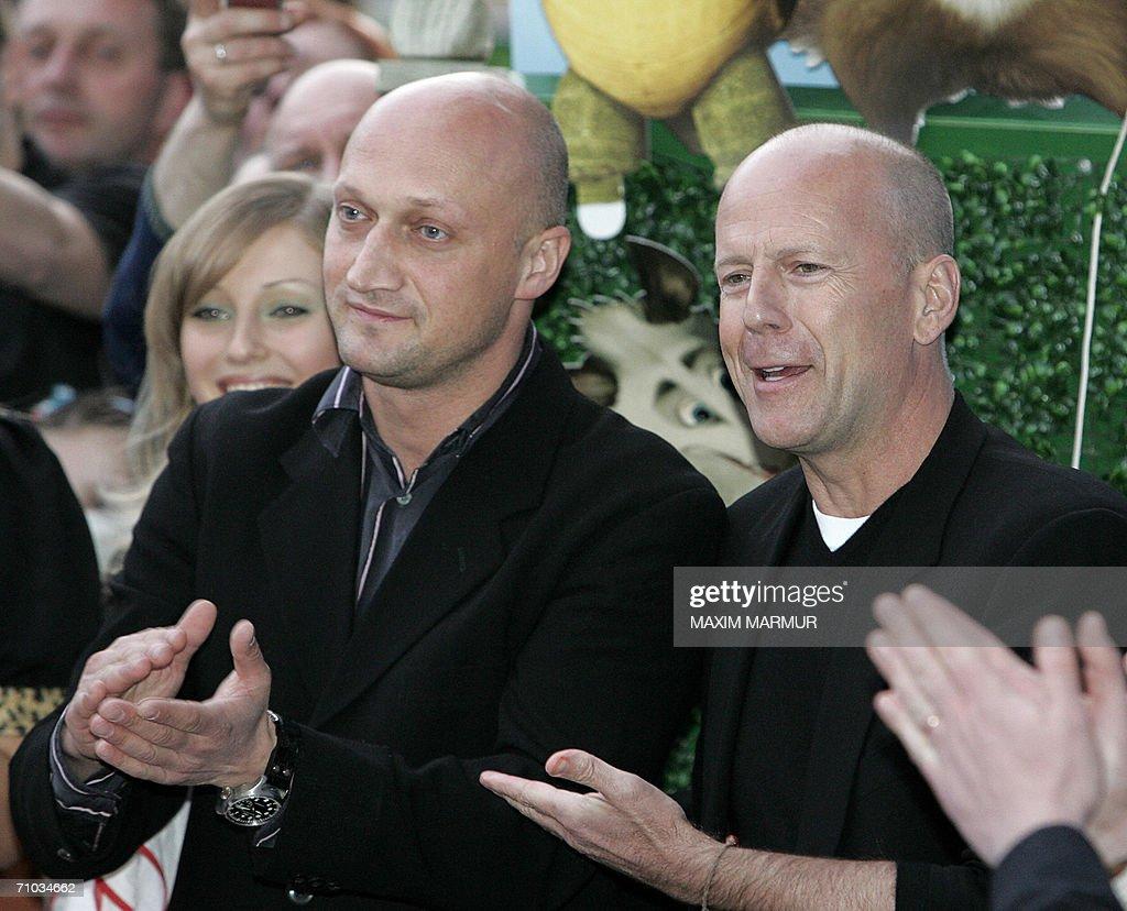 Gosh Kutsenko regrets that he could not keep his ex-wife 10.09.2011 14