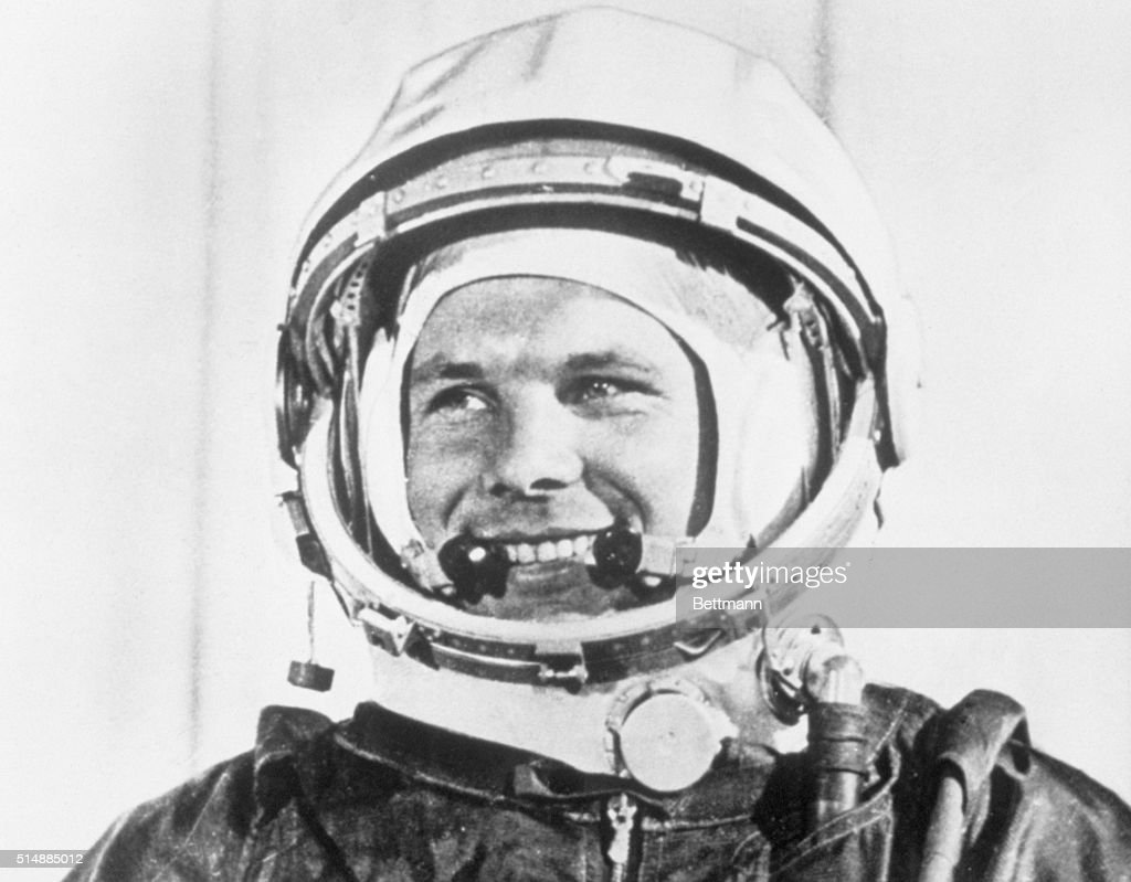 Yuri Gagarin : News Photo
