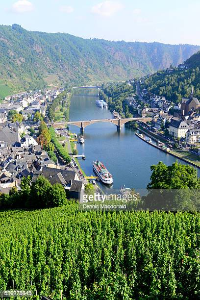 Mosel River in Cochem