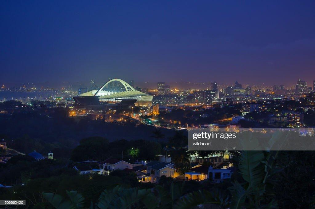 Moses Mabhida Stadium : Stock Photo