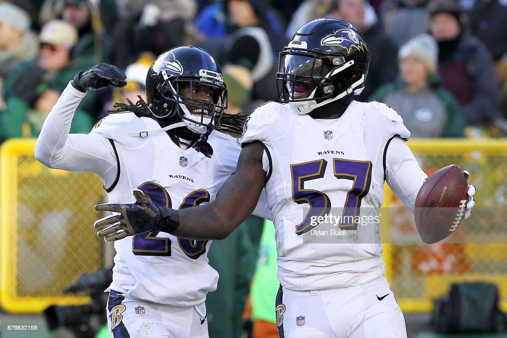 Baltimore Ravens vGreen Bay Packers