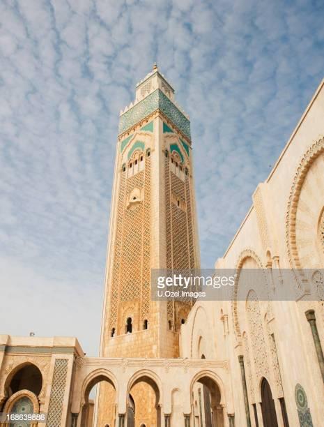 Mosquée Hassan II in Casablanca, Morocco.