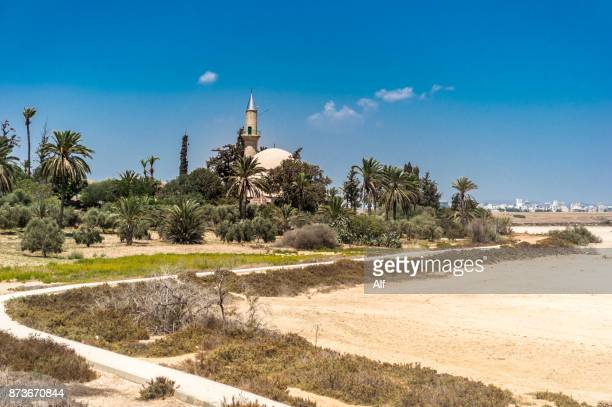 Mosque in Larnaca old town,  (Larnaka), Cyprus