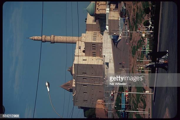 Mosque in Mosul Iraq