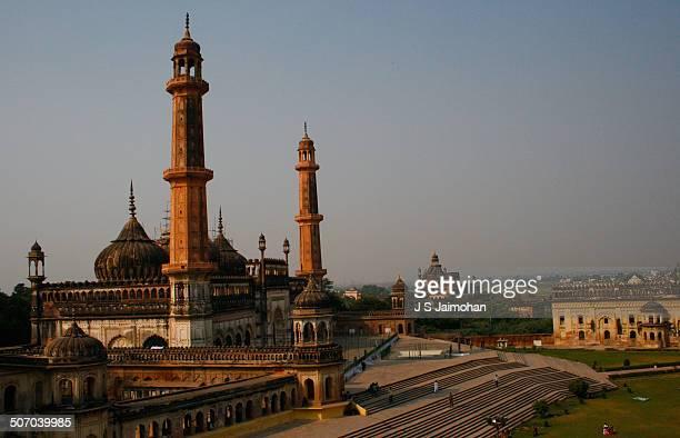 Mosque inside Bada Imambara