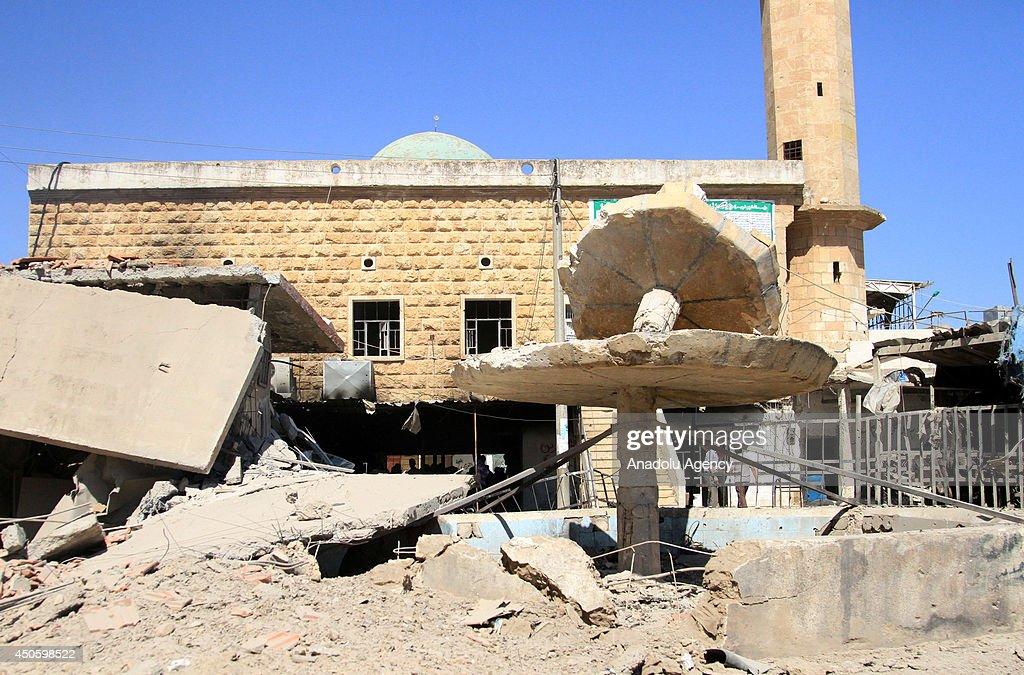 Civil war in Syria : News Photo