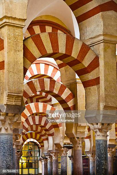 Mosque of Cordoba in Andalusia