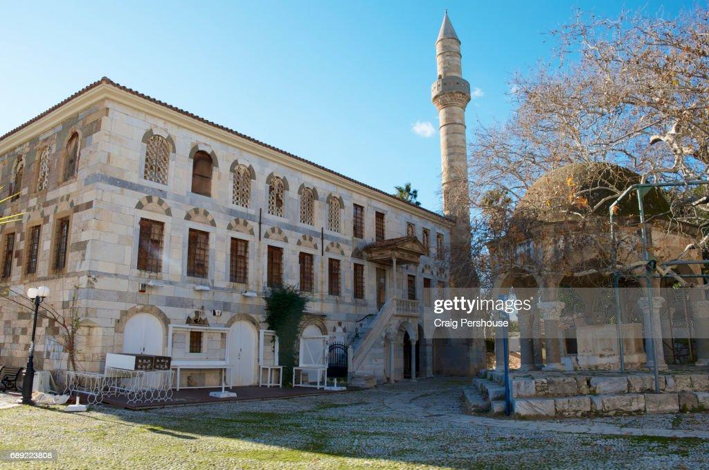 Mosque of Gazi Hassan Pasha. : Stock Photo