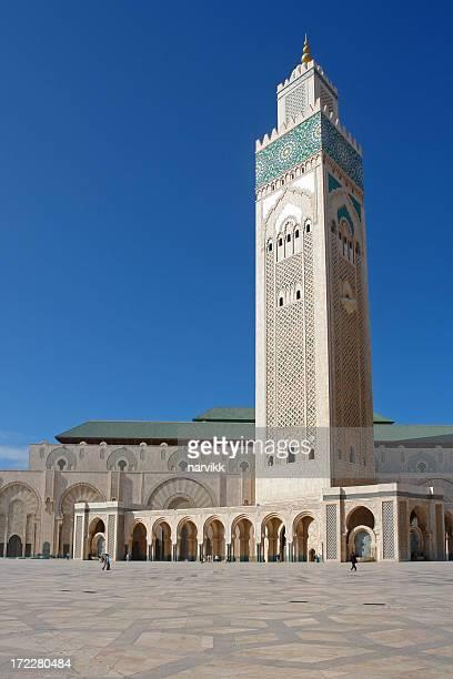 Mosque of Hassan II. in Casablanca, Morocco