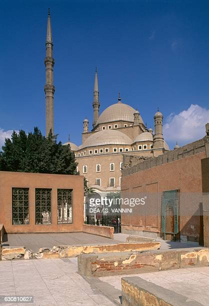 Mosque of Muhammad Ali 18301848 Cairo Egypt 19th century