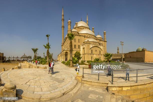Mosque of Muhammad Ali, Cairo, Egypt